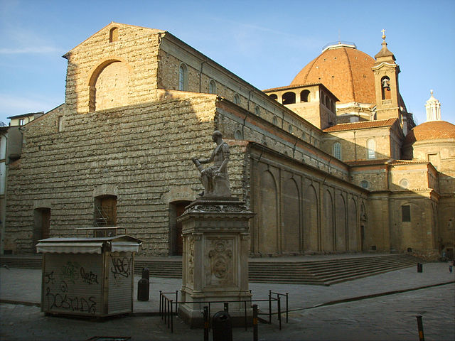 san lorenzo basilica florence 14 things to do in Florence