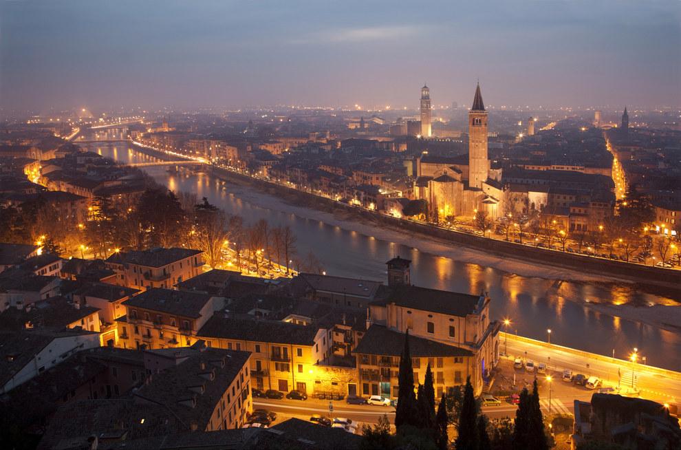Verona1 Romantic getaways for couples in Italy