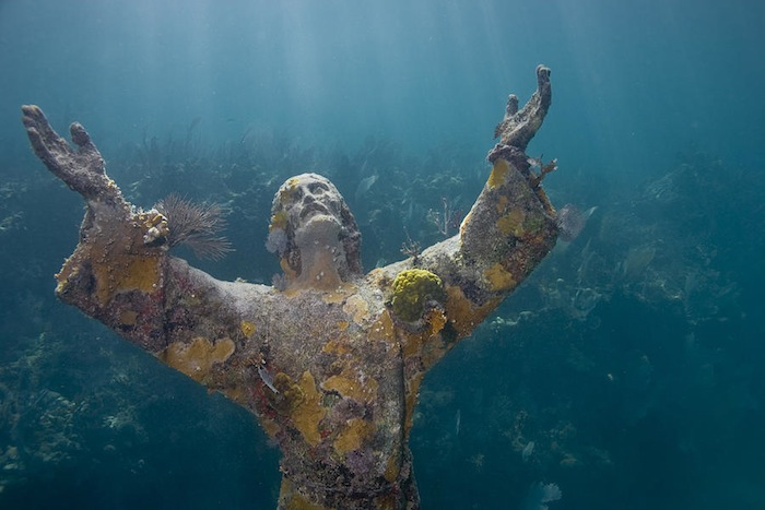 christ-of-the-abyss-statue-on-dry-rocks-reef-in-key-largo-florida-bob-hahn