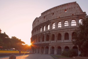 morning-colosseum