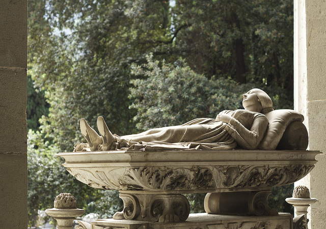 Cimitero Monumentale What to do in Milan during the Easter holidays ?